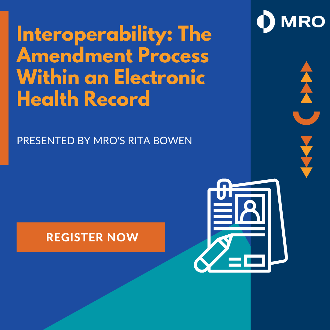Interoperability and Amendment Process